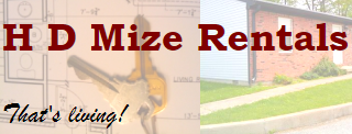 HD Mize Rentals Greenfield IN